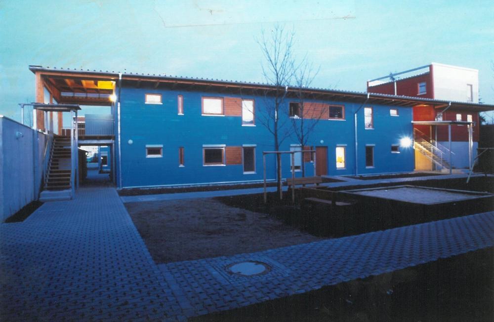Wohnbau an der Feuerwache