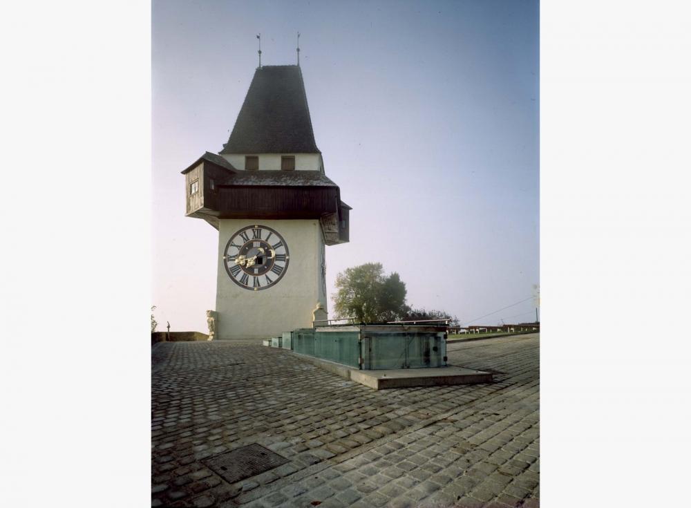Uhrturm Kasematte