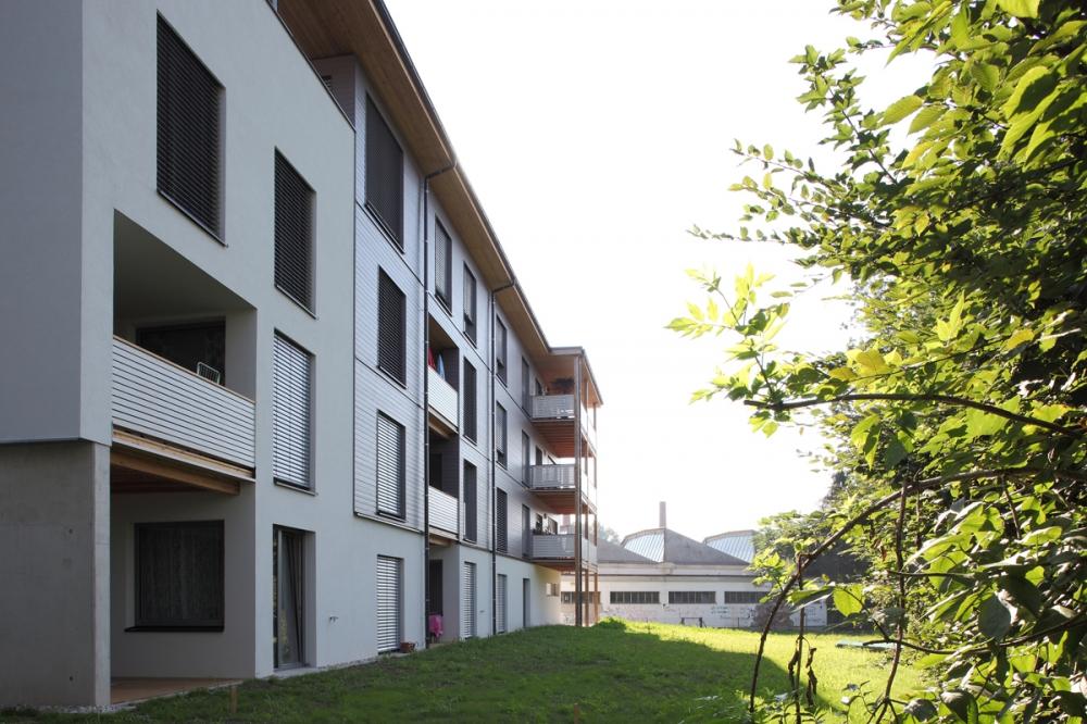 Wohnbau Stadionstraße