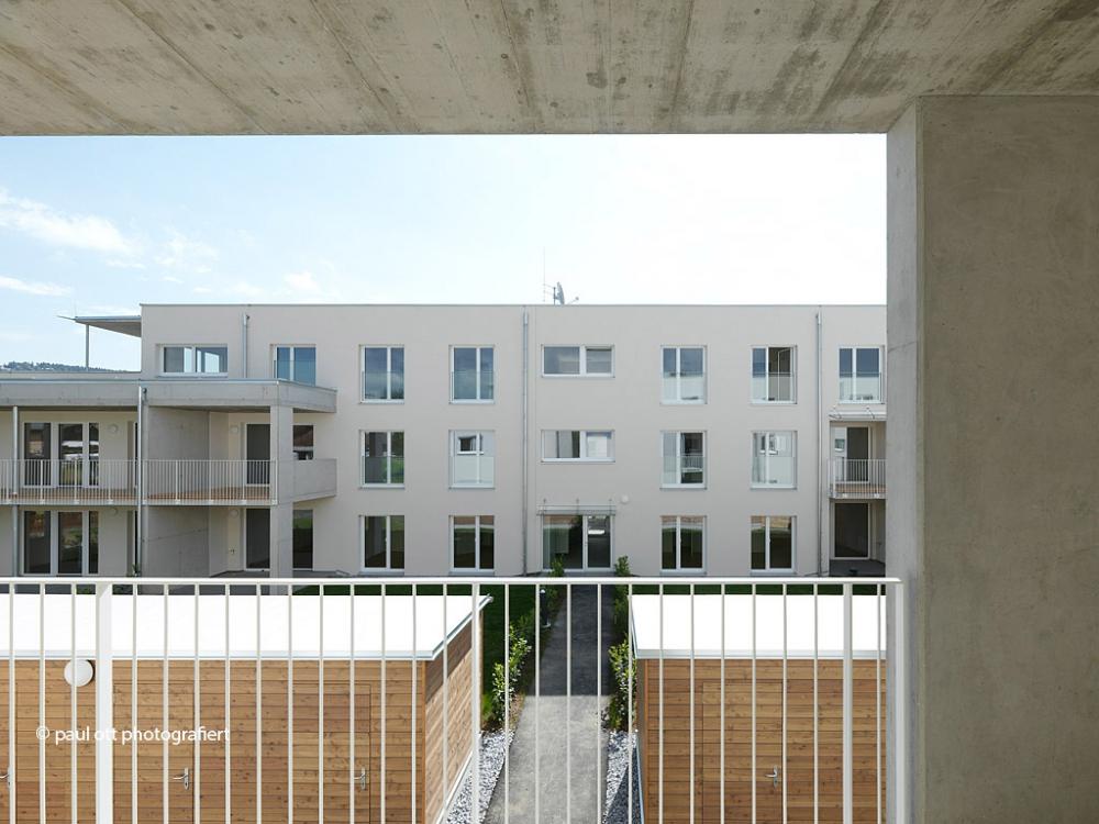 Wohnbau Kreuzgasse - Blumenstraße